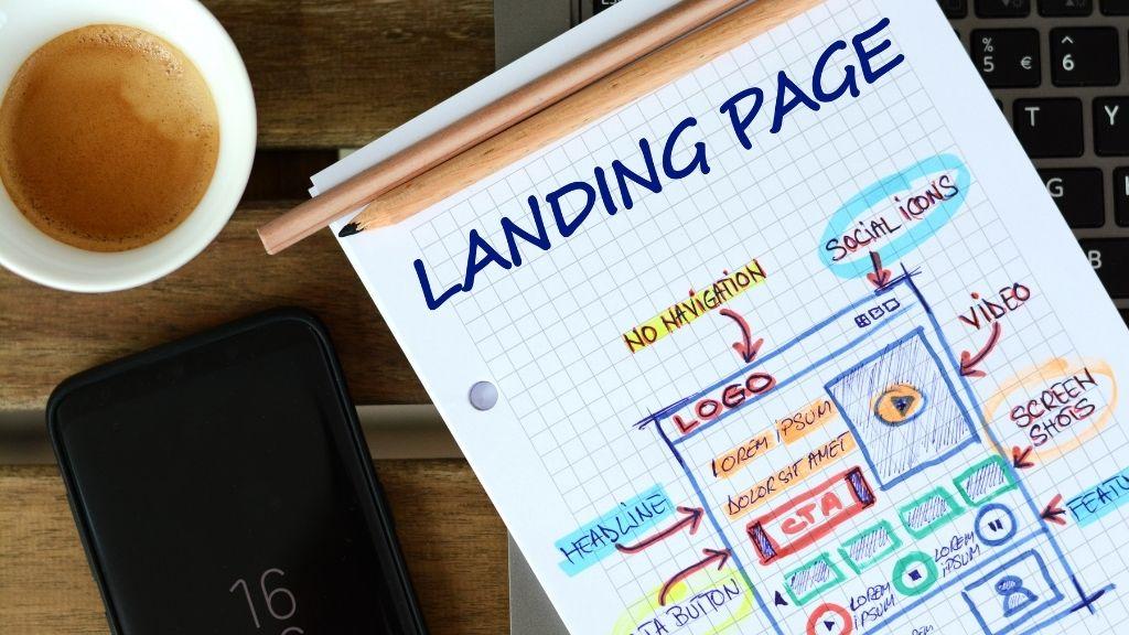 個人事業主のLP(ランディングページ)制作で 大切な3つのポイント| ジャストウェブ